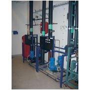 Cистемы утилизации (рекуперации) тепла, выделяемого холодильными установками фото