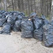 Мешки для мусора 35 литров 25 в рулоне фото