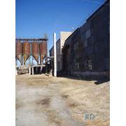 Завод по производству древесных гранул фото