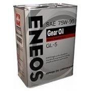 Трансмиссионное масло Eneos GL-5 75w-90 4л фото