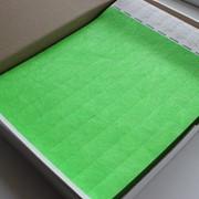 Контрольные браслеты ( зеленый) фото