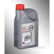 Синтетическое масло для автоматических трансмиссий PROFESSIONAL HUNDERT Dexron lll 1L фото