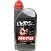 Трансмиссионное масло Motul Gear FF competition 75w-140 1л фото