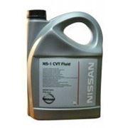 Трансмиссионное масло NISSAN CVT (Variator) NS-1 4л фото