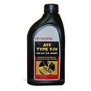 Масло трансмиссионное TOYOTA ATF Type T-IV (USA) 00279-000Т4 фото