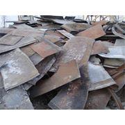Лом и отходы черных металлов фото