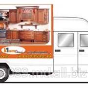 Услуги по перевозке и доставке мебели фото