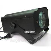 Проектор - светильник светодиодный для дискотеки цветомузыка дискотека дома фото