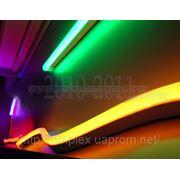 Продаю световой материал для рекламной вывески или контурной подсветки магазина — это Led Neon Flex_ фото