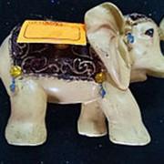 Сувенир Слон 906 12х8 см. фото