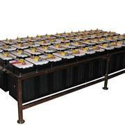 Аккумуляторная батарея для железнодорожных пассажирских вагонов фото