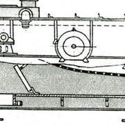 Сучколовитель вибрационный СВ-02, СВ-01А предназначен для грубой очистки сульфитной и сульфатной целлюлозы от сучков и непровара, пучков волокон и различных мелких включений. фото