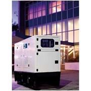Дизельные генераторные установки фото