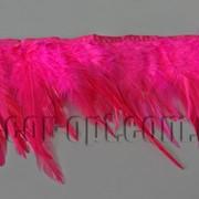 Перо-юбка малиновая 8-13см/48-50см 570433 фото