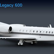 Charter - Embraer Legacy 600 фото