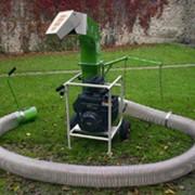 Навесной коммунальный пылесос LASKI VD 400 фото
