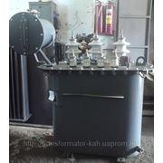 Трансформатор ТМ 25 кВА 10(6)-04 фото