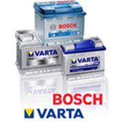 Аккумуляторные батареи VARTA Батареи аккумуляторные фото