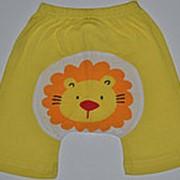 Летние шорты мальчикам львенок фото