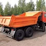 Самосвал КАМАЗ 55111 фото