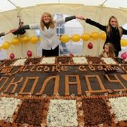 Праздник шоколада во Львове фото