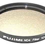 Нейтрально-серый фильтр Fujimi ND4 52mm фото