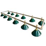 Лампа на двенадцать плафонов Evergreen фото