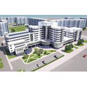Градостроительные проекты в г. Астана фото