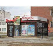 Модульные магазины продуктовые Компания FINISH HOUSE technology фото