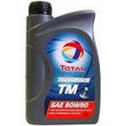 Трансмиссионное масло TOTAL TRANSTEC 85W90 фото