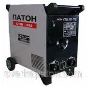 Трансформатор сварочный Патон СТШ-252 фото