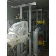 Блок подготовки пускового и топливного газа БПТГ фото