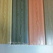 Стеновая панель из древесно - полимерного композита, размер 15 х 120 мм, длина любая - под заказ фото