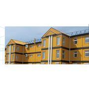 Готовые дома, бытовки, полнокомплектные здания фото