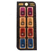 Набор MicroSD карточек 8 в 1 фото