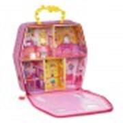 Игровой домик-переноска с куклой 11205 Lalaloopsy Mini и аксессуарами фото