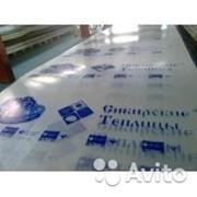 4мм прозрачный сотовый поликарбонат фото