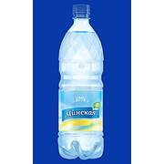 Минеральная вода газированная фото
