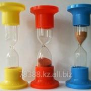 Часы песочные лабораторные 2-4- 5мин. ТУ У 33.5.14307481-030-2004 фото