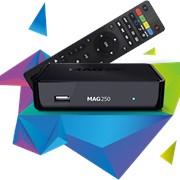 IPTV SET-TOP BOX MAG250 фото