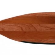 Bending Branches Navigator Wood Kayak Paddle - комбинированное весло для каякинга с деревянными лопастями фото