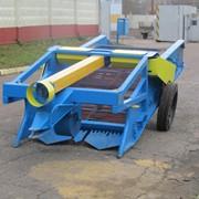 Универсальный копатель-валкообраователь УКВ-2.01 фото