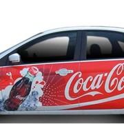 Зарабатывайте на рекламе на вашем авто фото