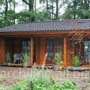 Летний загородный дом 61 м² фото