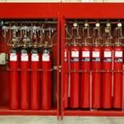 Система `WATER MIST`: Модуль пожаротушения тонкораспыленной водой с газовыми и водяными баллонами МУПТВ-EI-XXX-ГВ фото