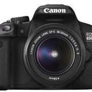 Фотоаппарат Canon EOS 650D EF-S 18-55 IS II (6559B044) фото