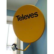 Спутниковая антенна 1000 мм Испания фото