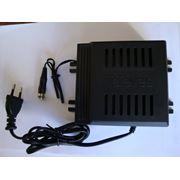 Блок питания #7328: 12 В на 3 А для мультисвитчей TELEVES (Испания) подключение питаемого устройства через разъём F-типа фото