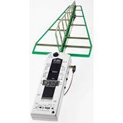 Метр для измерения электромагнитного излучения радиочастотный анализатор фото