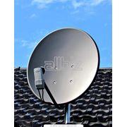 Антенны спутникового телевидениякомплект Триколор фото